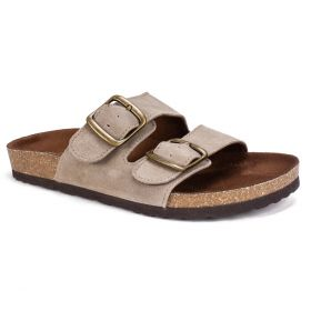 Helga Leather Sandal